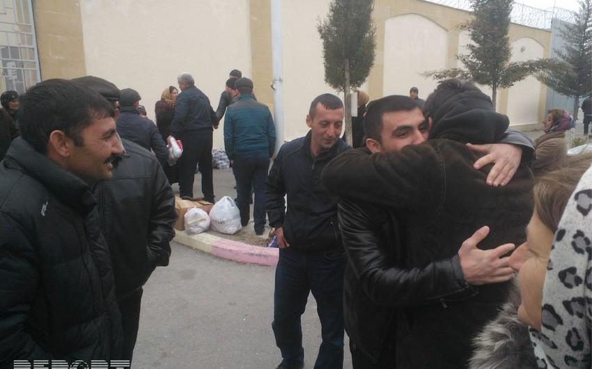 Naxçıvanda amnistiya aktı icra olunub