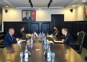 Azerbaijan, Slovakia mull increasing investment initiatives