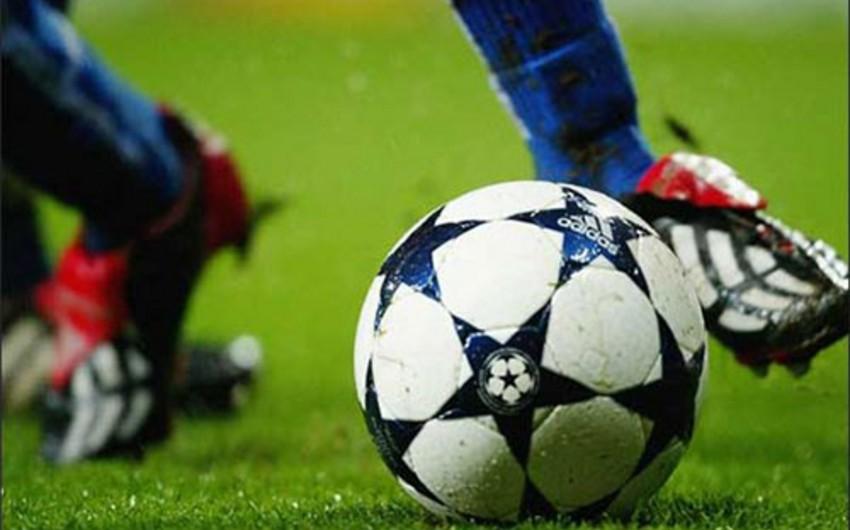 Azərbaycan milli komandası İrlandiya yığmasına uduzub