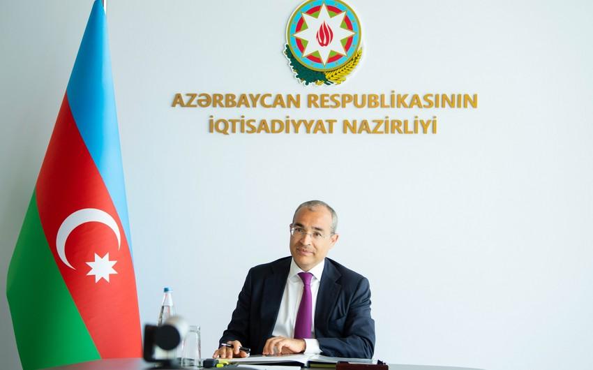 Qarabağın iqtisadi inkişafında EBRD-nin iştirakı müzakirə edilib