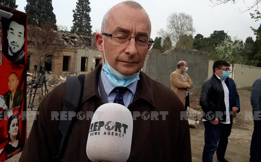 Представитель МИД Венгрии: Мы всегда поддерживали территориальную целостность Азербайджана