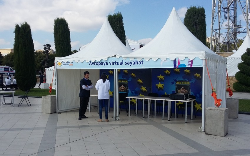 EuroVillage to entertain again citizens and visitors in Baku