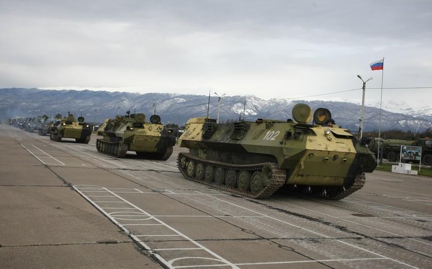 Rusiyanın Ermənistanda daha bir hərbi baza yerləşdirməsi təklif edilir