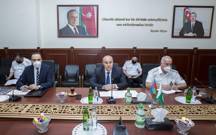 Səfər Mehdiyev: Pakistanla gömrük əməkdaşlığını genişləndirməkdə maraqlıyıq