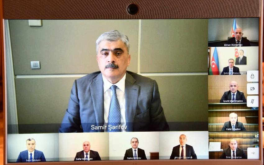 Состоялось очередное заседание Экономического совета