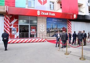 """""""Zıraat Bank Azərbaycanın mənfəəti 20% azalıb"""
