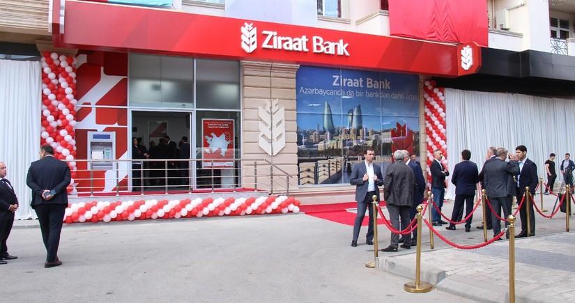 """""""Zıraat Bank Azərbaycannın mənfəəti 20% azalıb"""