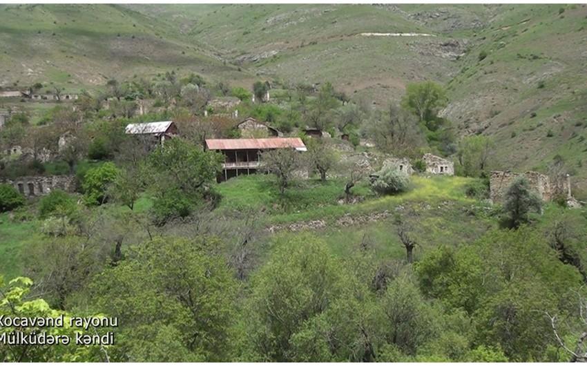 Xocavənd rayonunun  -