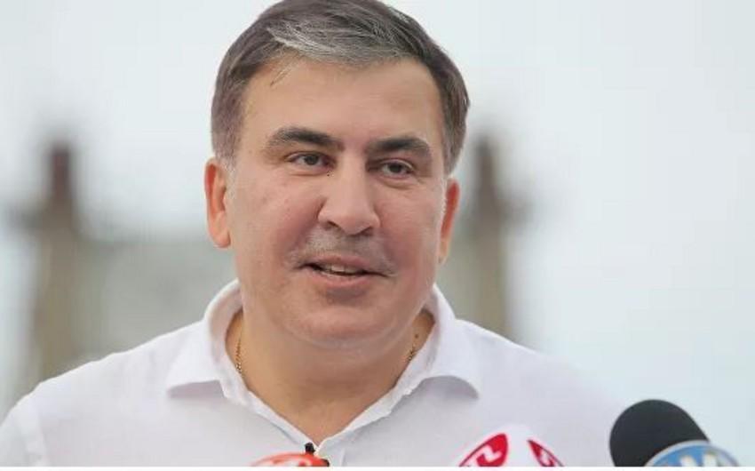 Saakaşvili Gürcüstanda növbədənkənar seçkilər tələbini dəstəkləyib