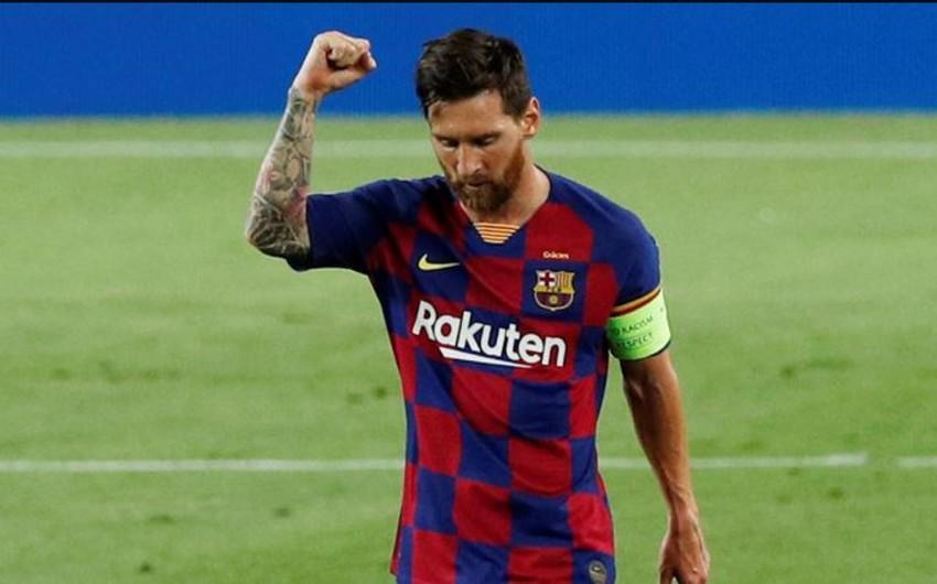 Barselona Messi ilə nə vaxt müqavilə bağlayacaq?