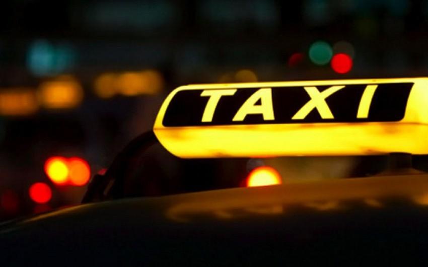 Bakıda London taksisi 10 yaşlı uşağı vurub