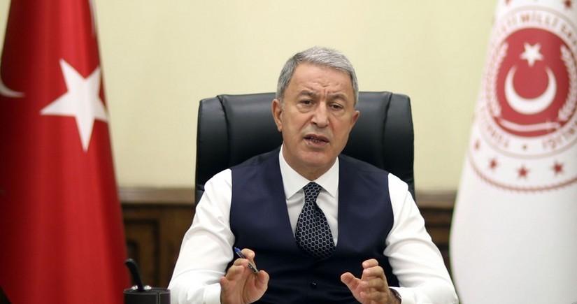 Хулуси Акар: Переговоры с российской военной делегацией продолжаются
