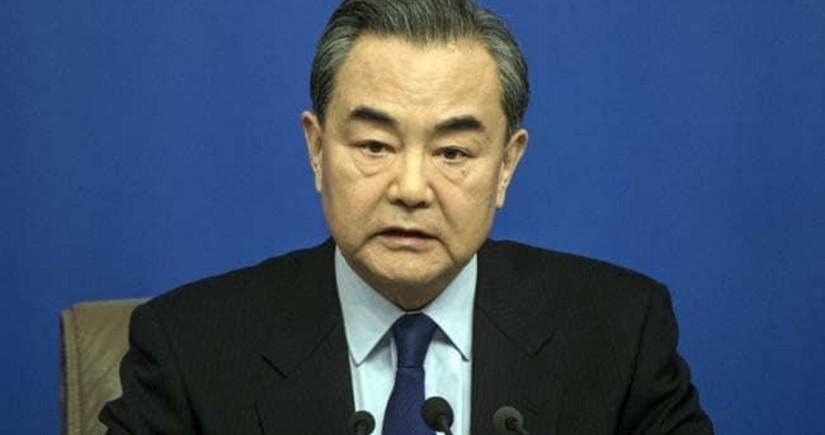 Çin XİN başçısı: Əfqanıstanın bərpasında məsuliyyəti ABŞ daşıyır