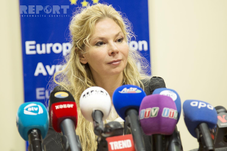Малена Мард: ЕС выделит Азербайджану 94 млн. евро в 2014-2017 годах
