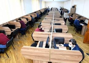 В связи с приемом на службу в органы юстиции проведен тестовый экзамен