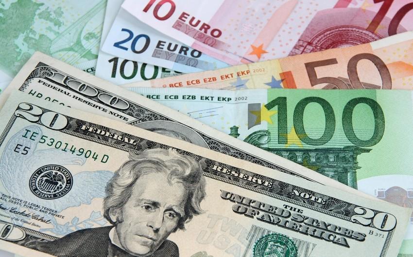 Курсы валют Центрального банка Азербайджана (15.07.2019)