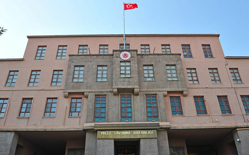 Turkish Defense Ministry: Our hero brothers showed strength on the battlefield