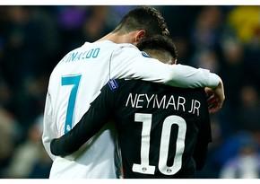 Ronaldu və Neymar üçün qeyri-adi doğum günü