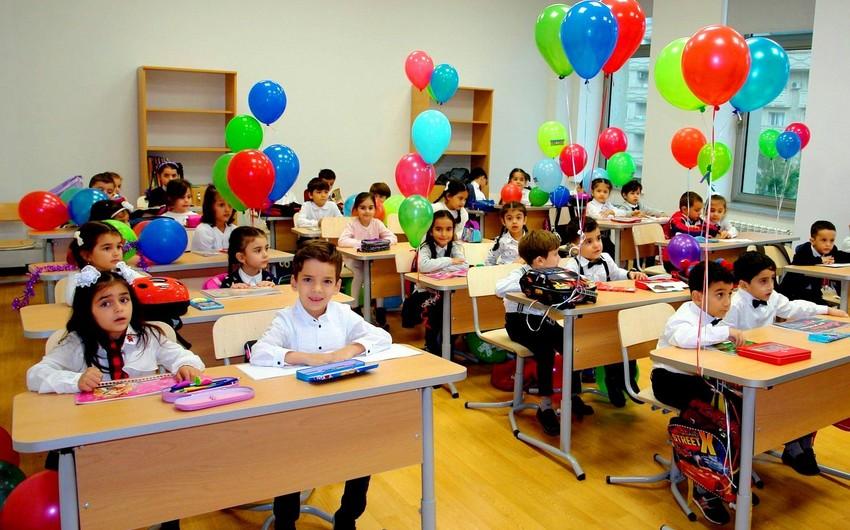 В Баку более 24 тыс. детей привлечено в дошкольные группы в этом году