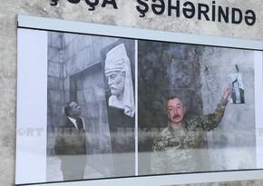 Восстановленный комплекс музея-мавзолея Моллы Панаха Вагифа в Шуше