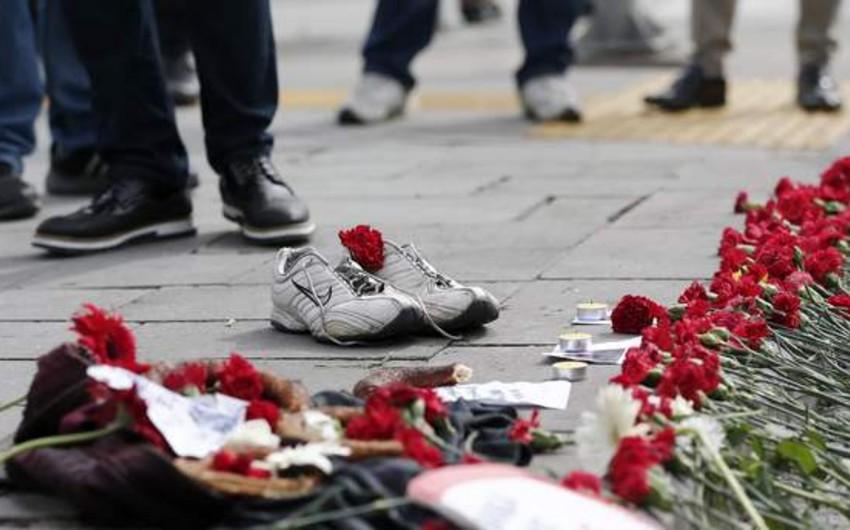 Ankarada qanlı terror aktının törədildiyi meydanın adı dəyişdirilib