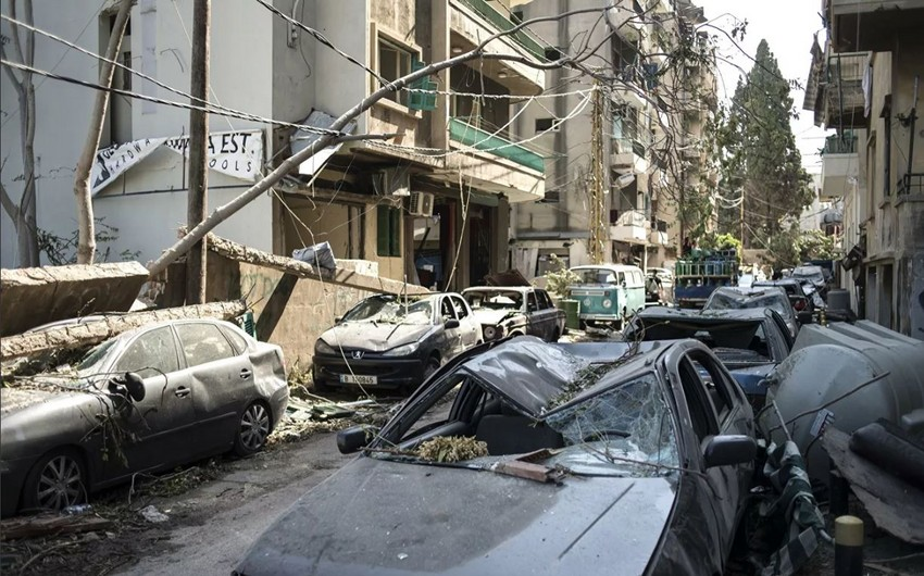 В Ливане прошли аресты по делу о взрыве