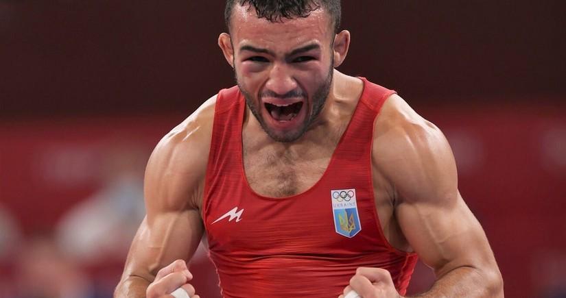 Tokio-2020: Azərbaycanlı güləşçi gümüş medal qazanıb