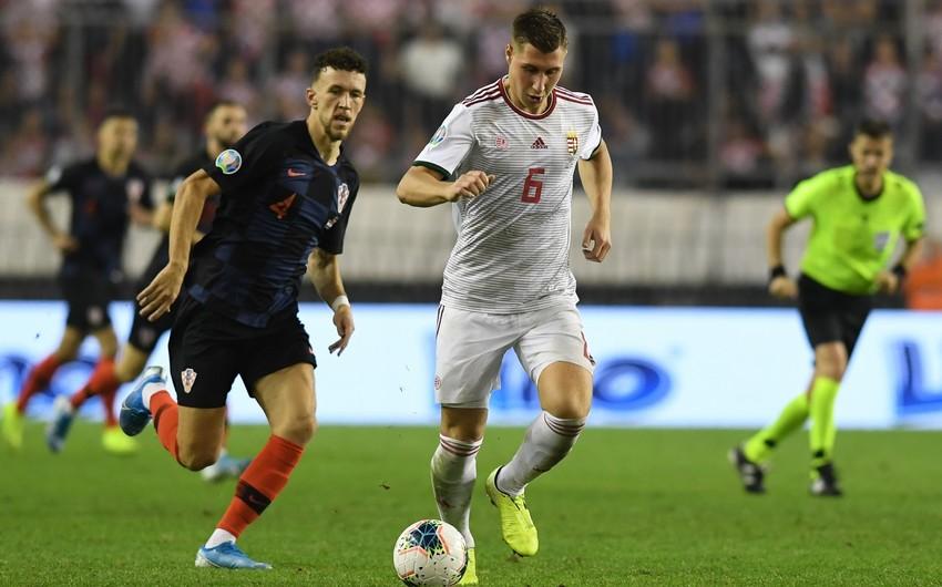 Macarıstan yığmasının futbolçusu: Vəziyyətdən çıxmaq üçün Azərbaycan millisini məğlub etməliyik
