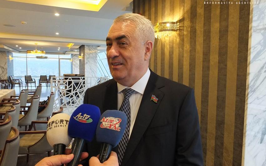 Cavid Qurbanov: Azərbaycan BTQ-ni reallaşdırmaqla dünyaya öz gücünü sübut edib