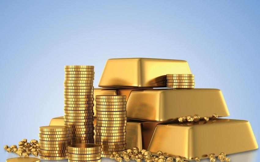 Report: Qızılın qiyməti 1 120 USD/ONS-a qədər arta bilər