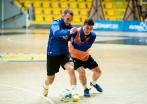 Slovakiyalı müdafiəçi millimizlə oyundan danışdı