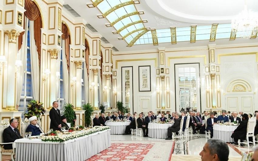 Prezident: Əminəm ki, gələcək illərdə aparılan dərin islahatlar sayəsində ölkəmizin uzunmüddətli, dayanıqlı inkişafı təmin ediləcək