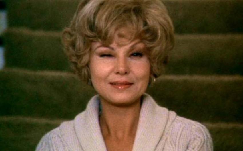 Amerikalı aktrisa Barbara Harris vəfat edib