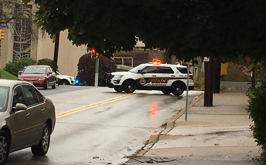 ABŞ-da sinaqoqa hücum nəticəsində 11 nəfər qətlə yetirilib - VİDEO - YENİLƏNİB