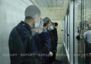 Trial of several members of Armenian terrorist group held -UPDATED