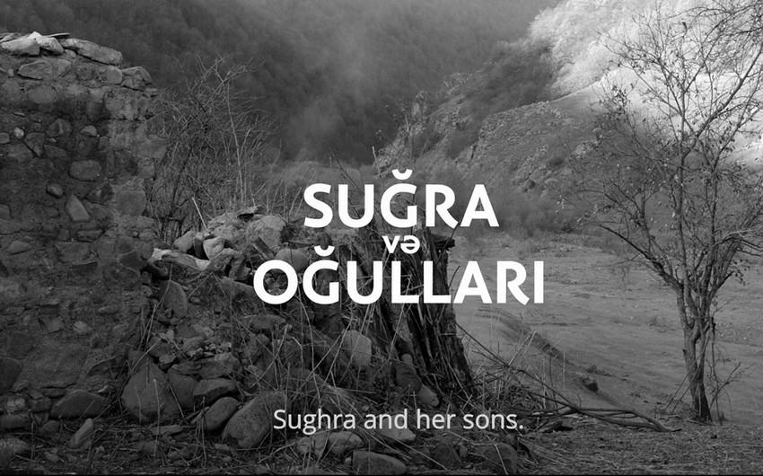 """""""Suğra və oğulları"""" filminin təqdimatı keçirildi - VİDEO"""