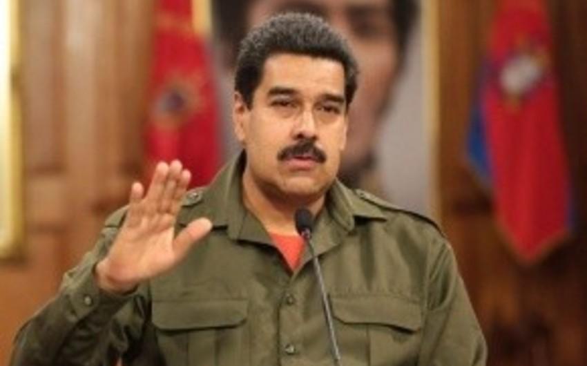 Мадуро: Численность народного ополчения в Венесуэле составляет 3,3 млн
