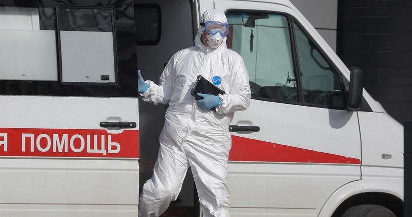 В России число случаев заражения коронавирусом превысило 6 тыс.