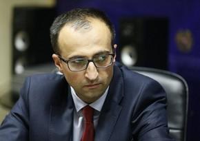 Новый руководитель аппарата премьера Армении проходит по десяти делам