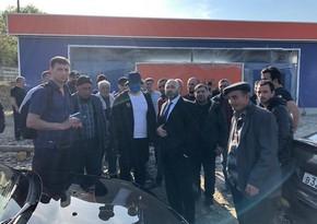 Азербайджанцы ждут открытия границы между Азербайджаном и Россией - ВИДЕО