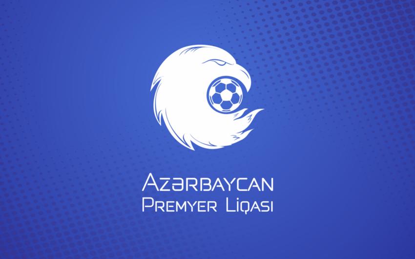Azərbaycan Premyer Liqasında V turun proqramı açıqlanıb