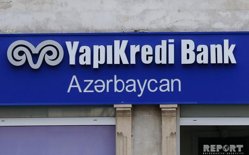 """""""Yapı Kredi Bank (Azerbaijan)"""" Bakı Fond Birjasının birbaşa səhmdarı olub"""