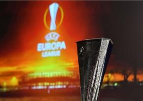 Avropa Liqası: Dörd komanda 1/16 finala vəsiqəni təmin etdi