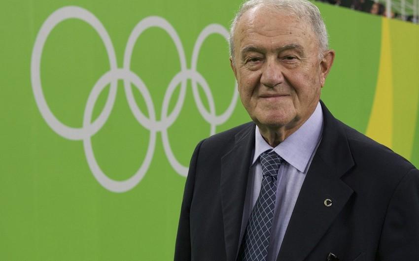Beynəlxalq Gimnastika Federasiyasının sabiq prezidenti vəfat edib