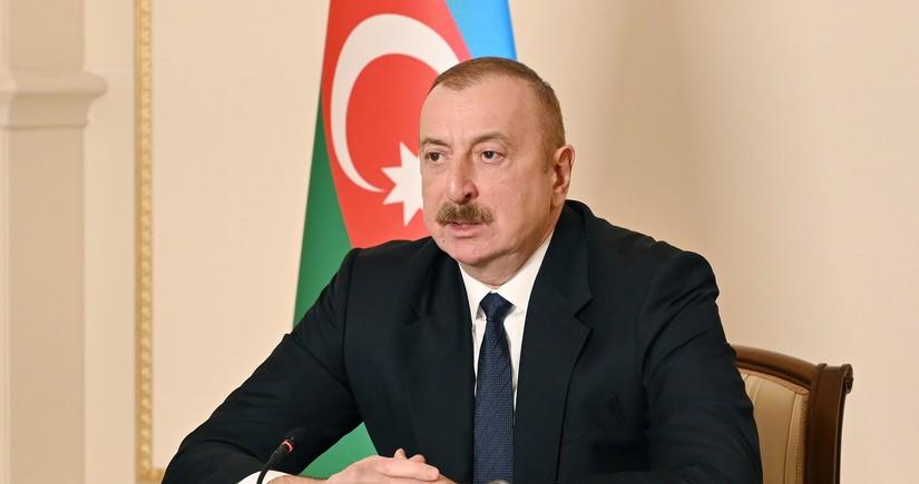 İlham Əliyev: Azərbaycan xalqı 101 il əvvəl əlimizdən alınmış Zəngəzura qayıdacaq