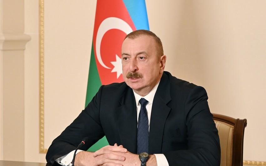 Azərbaycan Prezidentinin