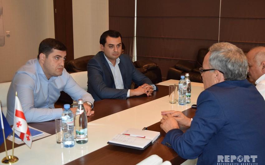 Azərbaycan ilə Gürcüstan arasında regional əməkdaşlıq məsələləri müzakirə olunub
