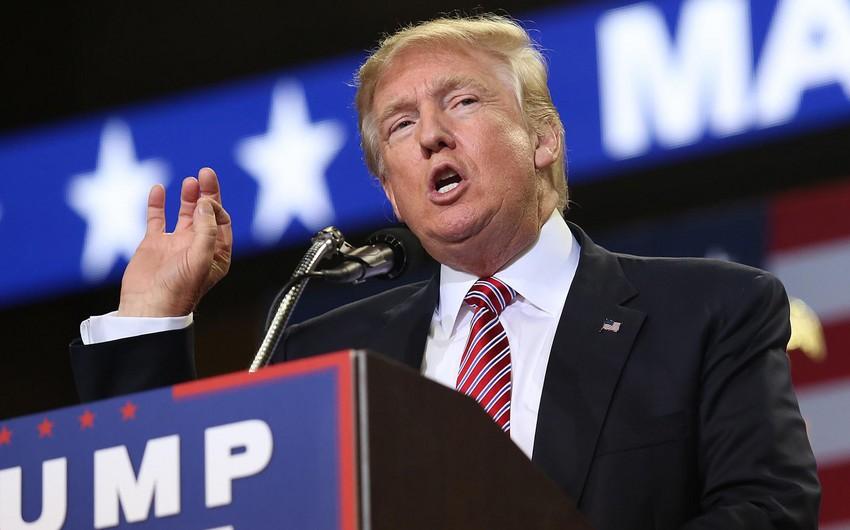 Donald Tramp qaçqın karvanını dayandırmaq üçün hərbçilər göndərəcək