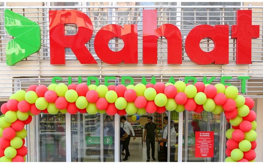 Rahat Marketin Xırdalanda yeni filialı fəaliyyətə başlayıb