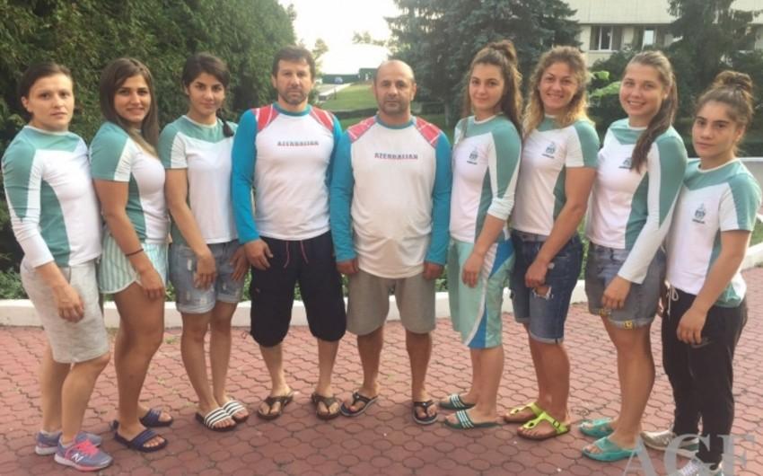 Azərbaycanın qadın güləşi üzrə milli komandasının dünya çempionatı üçün heyəti açıqlanıb